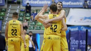 Plantilla Tenerife Baloncesto 2021