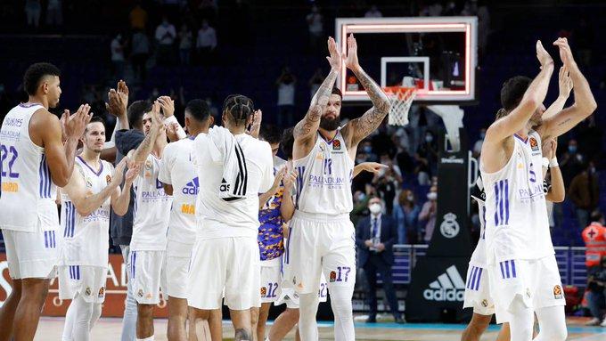 Real Madrid Anadolu Euroliga