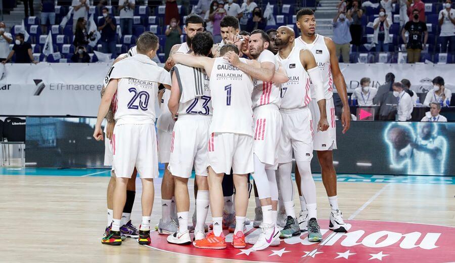 plantilla Real Madrid baloncesto 2021