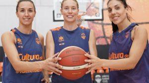 Capitanas Valencia Basket